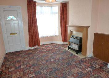 Thumbnail 2 bedroom terraced house for sale in Cowper Road, Rainham, Essex