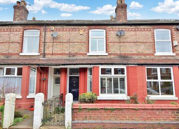 Matlock Avenue, West Didsbury, Didsbury, Manchester M20. 3 bed terraced house for sale