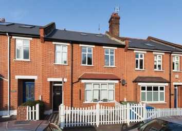 Thumbnail 5 bed terraced house for sale in The Gardens, East Dulwich