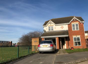 Thumbnail 4 bed detached house for sale in Neptune Close, Romford