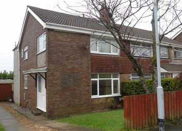 Thumbnail 4 bed semi-detached house for sale in Gwelfor, Swansea