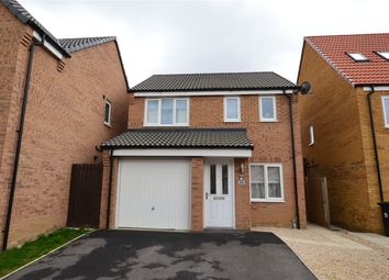 Thumbnail 3 bed detached house for sale in Furnace Close, North Hykeham, Lincoln, Lincolnshire