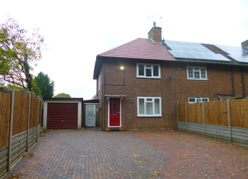 Thumbnail 2 bed semi-detached house to rent in Dellsome Lane, North Mymms, Hatfield