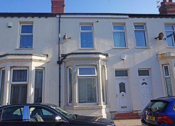 Thumbnail 3 bed terraced house for sale in Erdington Road, Blackpool