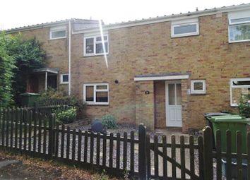Thumbnail 3 bedroom terraced house to rent in Sibelius Close, Basingstoke