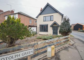 Thumbnail 3 bed detached house for sale in Oundle Road, Orton Longueville, Peterborough