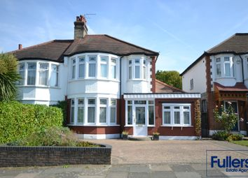 3 bed semi-detached house for sale in Woodland Way, London N21
