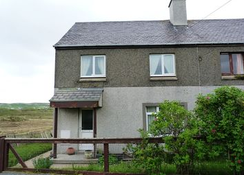 Thumbnail 3 bedroom semi-detached house for sale in Carloway, Isle Of Lewis