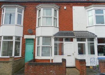 Thumbnail 3 bed terraced house for sale in 120 Haddenham Road, Off Narborough Road, Leicester