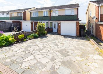 Thumbnail 3 bed semi-detached house for sale in Hillcrest Avenue, Hullbridge