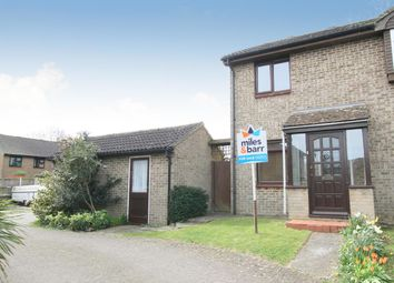 Thumbnail 2 bed end terrace house for sale in Westgate Close, Canterbury