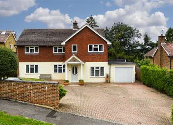 Thumbnail 5 bed detached house for sale in Blackstone Hill, Redhill