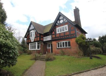 Thumbnail 6 bed detached house for sale in Buxton Road, Leek