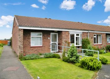 Thumbnail 2 bed semi-detached bungalow for sale in Swadales Close, Great Gonerby, Grantham