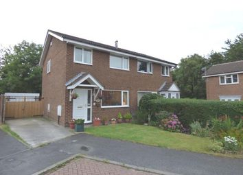 Thumbnail 3 bed semi-detached house for sale in Ash Coppice, Lea, Preston, Lancashire