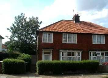 Thumbnail 3 bed semi-detached house to rent in Fitzroy Avenue, Leagrave, Luton
