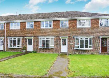 Thumbnail 3 bedroom end terrace house for sale in Riverside Gardens, Romsey