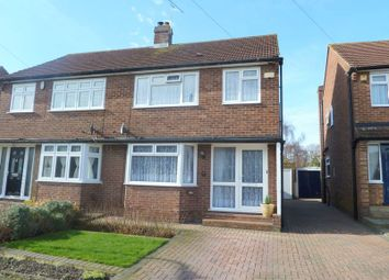 Thumbnail 3 bed semi-detached house for sale in Dale Road, Swanley
