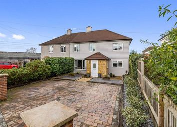 3 bed semi-detached house for sale in Alsops Road, Willesborough, Ashford TN24