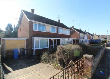 Thumbnail 3 bedroom property for sale in Manchester Road, Ipswich