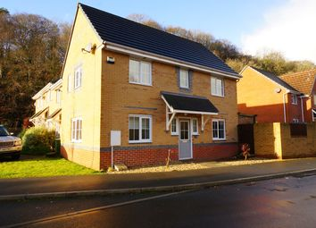 3 bed semi-detached house for sale in Mill-Race, Abercarn, Newport NP11