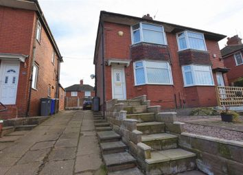 Thumbnail 2 bed semi-detached house for sale in Sutherland Avenue, Longton, Stoke-On-Trent