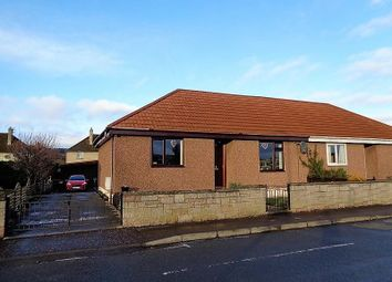 Thumbnail 2 bed semi-detached bungalow for sale in Moathill Road, Cupar