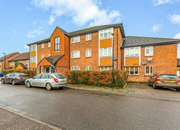Thumbnail 2 bed flat for sale in Atterbury Close, Westerham