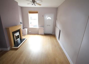 Thumbnail 2 bed terraced house to rent in High Street, Knutton, Newcastle-Under-Lyme