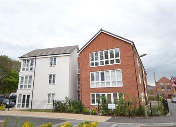 Thumbnail 2 bed flat for sale in Darley House, Rooksdown Avenue, Basingstoke