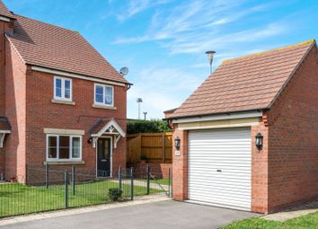 Thumbnail 3 bed semi-detached house for sale in De Brouwer Close, Retford