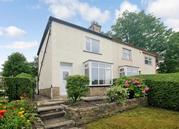 Thumbnail 2 bed semi-detached house for sale in Leeds Road, Shipley
