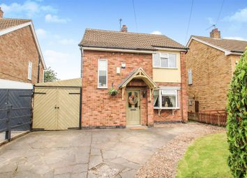 Thumbnail 3 bed detached house for sale in Dunster Road, Mountsorrel, Loughborough
