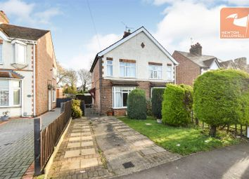 Thumbnail 2 bed semi-detached house for sale in Lincoln Road, Werrington, Peterborough