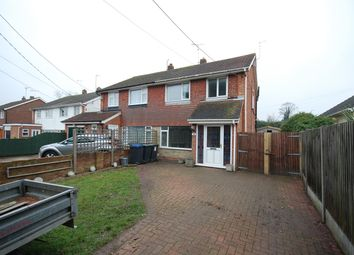 Thumbnail 3 bed semi-detached house to rent in South View Road, Whitstable