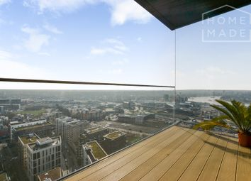 Thumbnail 2 bed flat to rent in Waterman Tower, North Greenwich