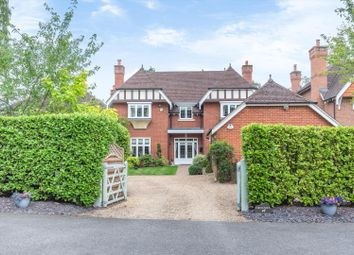 Thumbnail 6 bed detached house for sale in Sandhurst Road, Finchampstead, Wokingham, Berkshire