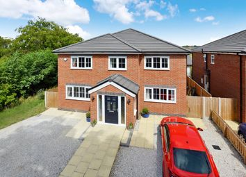 Thumbnail 4 bed detached house for sale in Lonsdale Court, Lache Lane, Chester