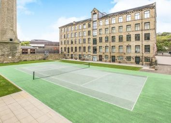Thumbnail 2 bed flat for sale in Old Mill, Salts Mill Road, Shipley, West Yorkshire