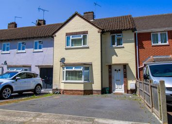 John Kent Avenue, Shrub End, Colchester CO2. 3 bed terraced house