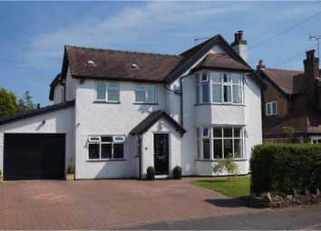 Thumbnail 5 bed detached house for sale in Old Croft Road, Stafford