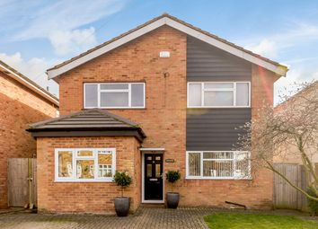Thumbnail 4 bed detached house for sale in Mid Cross Lane, Chalfont St Peter