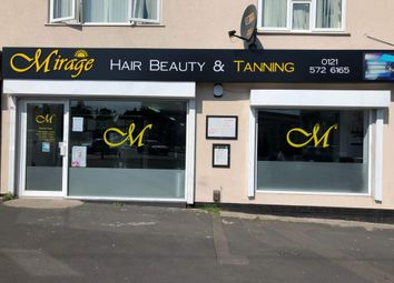 Thumbnail Retail premises for sale in Mirage Hair Beauty And Tanning, Wednesbury