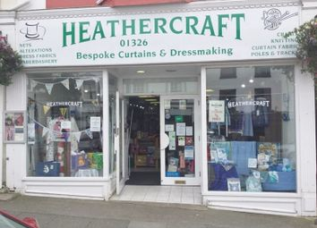 Thumbnail Retail premises for sale in 12 Coinagehall Street, Helston