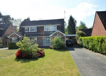 Thumbnail 3 bed semi-detached house for sale in Foxcote, Finchampstead