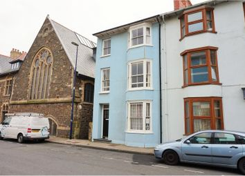 Thumbnail 5 bed semi-detached house for sale in Bath Street, Aberystwyth
