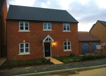 Thumbnail 4 bed detached house for sale in Gardenfield, Higham Ferrers