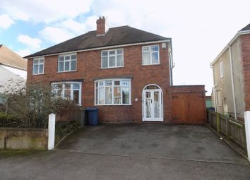 Thumbnail 3 bedroom semi-detached house to rent in Eastlands, Stafford