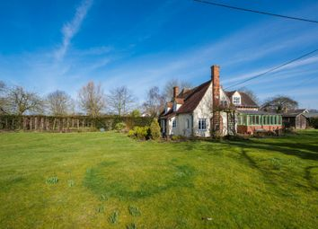 Thumbnail 4 bed detached house for sale in Wickham St Paul, Halstead, Essex