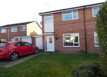 3 bed semi-detached house for sale in Hardy Close, Thetford IP24